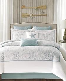 Harbor House Maya Bay 4-Pc. California King Comforter Set