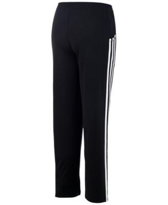 Adidas Girls Warm Up Tricot Jacket