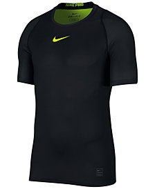 Nike Men's Pro Dry Fitted T-Shirt
