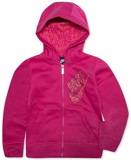 d0991a428 Nike Full-Zip Fleece Hoodie
