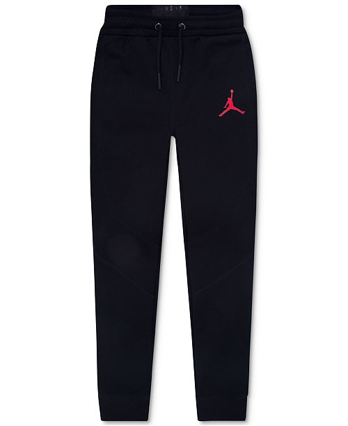 74ab4c5776f0 Jordan Big Boys Fleece Jogger Pants   Reviews - Leggings   Pants ...