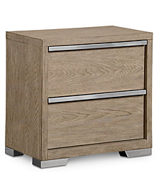 CLOSEOUT! Altair Nightstand, Created for Macy's