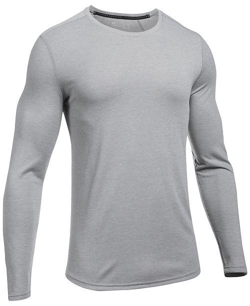 937ff49e429a Under Armour Men s Threadborne Thermal Under Shirt   Reviews ...