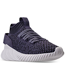 adidas Women's Tubular Doom Sock Casual Sneakers from Finish Line