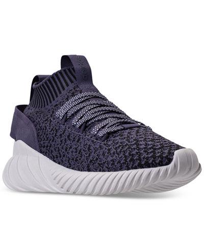 adidas Women's Tubular Doom Sock Casual Sneakers from Finish Line