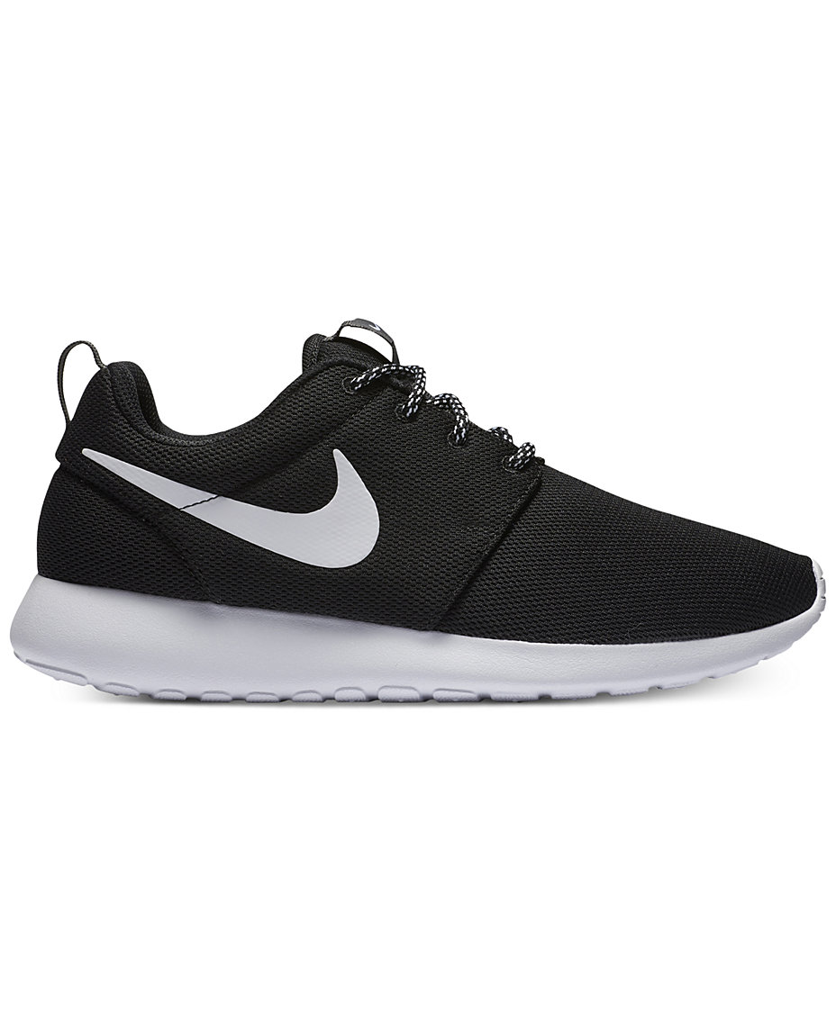 best sneakers 3c49f 96edc Nike Womens Roshe One Casual Sneakers from Finish Line  Reviews - Finish  Line Athletic Sneakers - Shoes - Macys