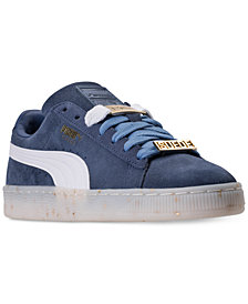 Puma Women's Suede Classic Fabulous Casual Sneakers from Finish Line