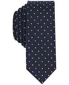 Original Penguin Men's Arusha Dot Skinny Tie
