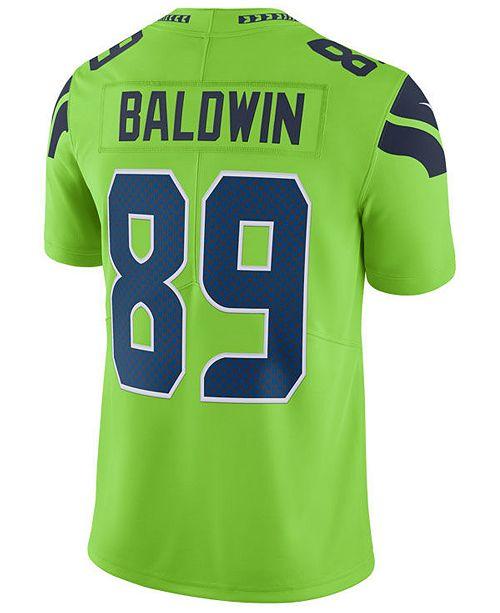 Nike Men's Doug Baldwin Seattle Seahawks Limited Color Rush Jersey