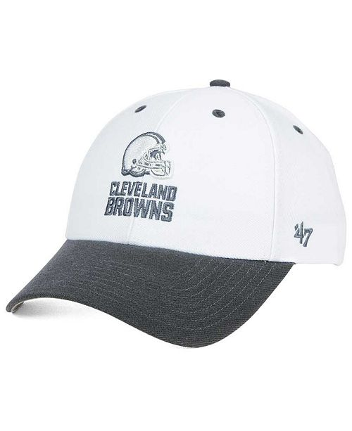 79fd6a9f424  47 Brand Cleveland Browns Audible 2-Tone MVP Cap   Reviews ...