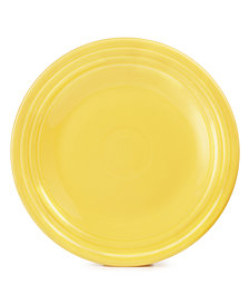 "Fiesta Sunflower 9"" Luncheon Plate"