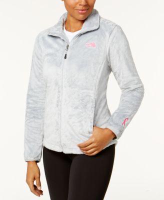 the north face pink ribbon osito 2 fleece jacket jackets blazers rh macys com