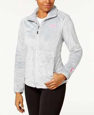 The North Face Pink Ribbon Osito 2 Fleece Jacket