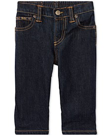 폴로 랄프로렌 남아용 청바지 Polo Ralph Lauren  Baby Boys Vestry Slim Jeans,Vestry Wash Stretch