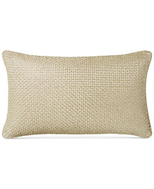 "Hotel Collection Patina 14"" x 24"" Decorative Pillow"