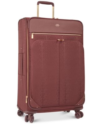"""CLOSEOUT! Ameliah 28"""" Expandable Softside Spinner Suitcase"""