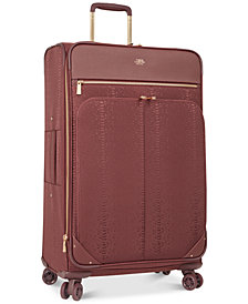 "Vince Camuto Ameliah 28"" Expandable Softside Spinner Suitcase"