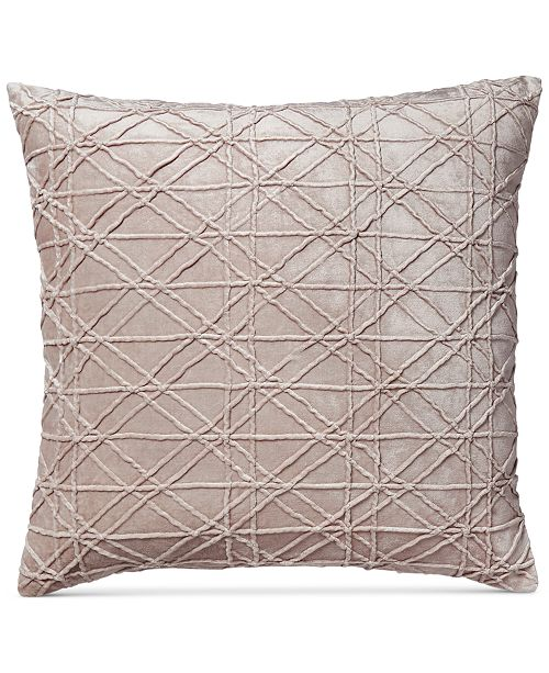 Hotel Collection Speckle 40 X 40 Decorative Pillow Decorative New Hotel Collection Decorative Pillows