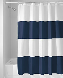 Interdesign Zeno Stripe 72 X Shower Curtain