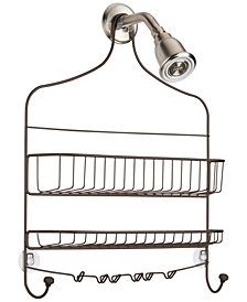 Interdesign Cero Wide Nesting Shower Caddy