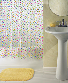 "Interdesign Glee 72"" x 72"" Shower Curtain"