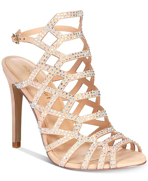8c3b7da064 Madden Girl Direct-R Caged Sandals & Reviews - Sandals & Flip Flops ...