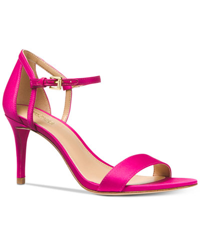 MICHAEL Michael Kors Simone Mid Dress Sandals