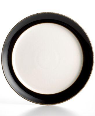Dinnerware, Praline Noir Salad Plate