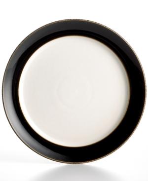 Denby Dinnerware Praline Noir Salad Plate