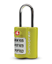 Samsonite 3-Dial Combination Lock