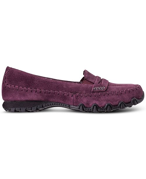 d03a4461ac4 ... Skechers Women s Relaxed Fit  Bikers - Penny Lane Casual Walking  Sneakers from Finish ...