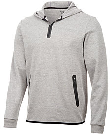 ID Ideology Men's Half-Zip Fleece Hoodie
