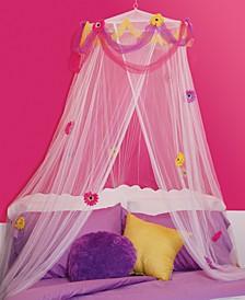 Bedding, Gerber Daisy Canopy