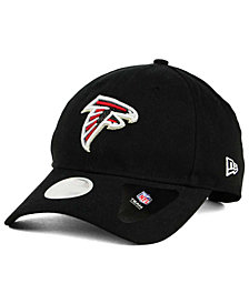 New Era Atlanta Falcons Team Glisten 9TWENTY Cap