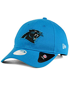 New Era Carolina Panthers Team Glisten 9TWENTY Cap