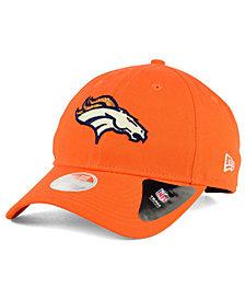 New Era Denver Broncos Team Glisten 9TWENTY Cap