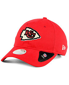 New Era Kansas City Chiefs Team Glisten 9TWENTY Cap