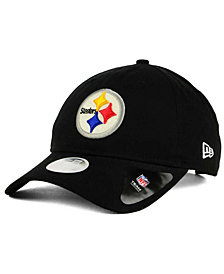 New Era Pittsburgh Steelers Team Glisten 9TWENTY Cap