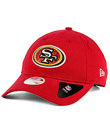 New Era San Francisco 49ers Team Glisten 9TWENTY Cap