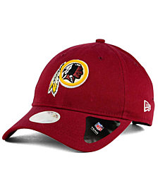 New Era Washington Redskins Team Glisten 9TWENTY Cap