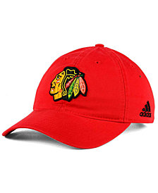 adidas Chicago Blackhawks Core Slouch Cap