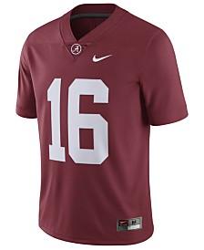 Nike Men's Alabama Crimson Tide Limited Football Jersey
