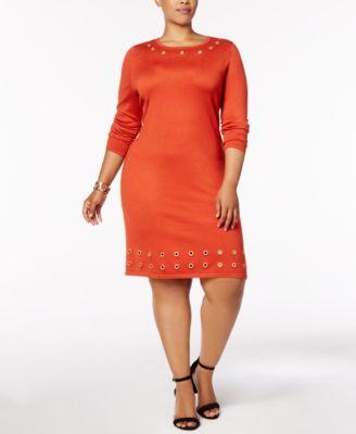 Casual plus size dresses