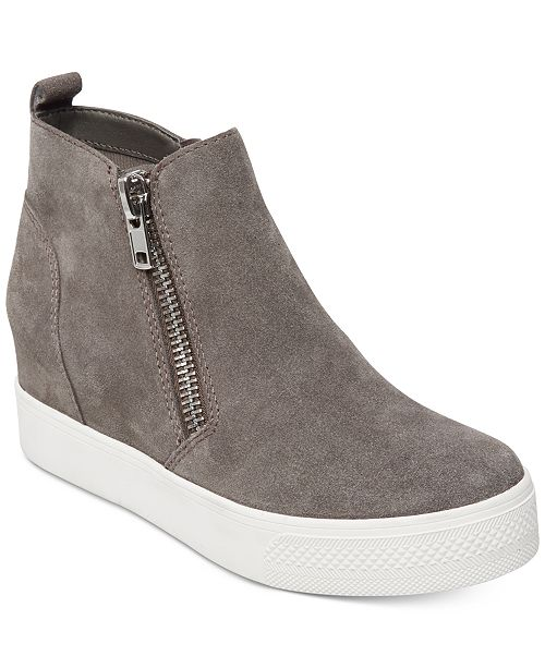 b433e6c03d Steve Madden Women's Wedgie Wedge Sneakers & Reviews - Athletic ...