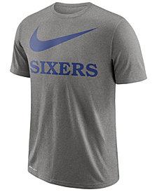 Nike Men's Philadelphia 76ers Swoosh Legend Team T-Shirt