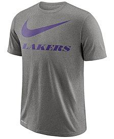 Nike Men's Los Angeles Lakers Swoosh Legend Team T-Shirt