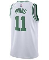 78afda4c836edc Nike Men's Kyrie Irving Boston Celtics Association Swingman Jersey