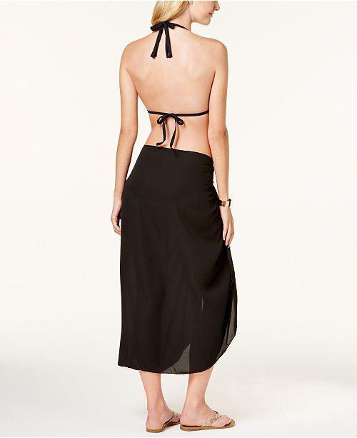 3e8d9d168f Dotti Pareo Sarong Cover-Up & Reviews - Swimwear - Women - Macy's