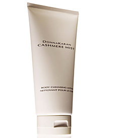 Donna Karan Cashmere Mist Body Cleansing Lotion, 6.7 oz
