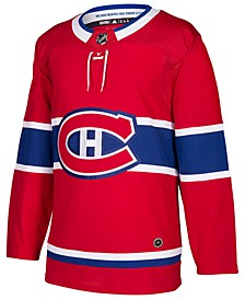 Men's Montreal Canadiens Authentic Pro Jersey